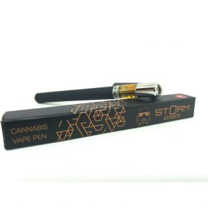 Disposable Pen 0.3g THC by Storm Extracts – Multiple Flavours ( Read Inside ) –