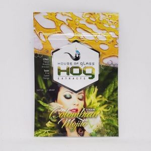 House of Glass – Colombian Mojito Shatter – Sativa